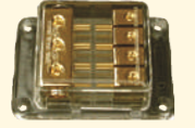Fuse Block Series – for ATQ fuses Use 4 fuses